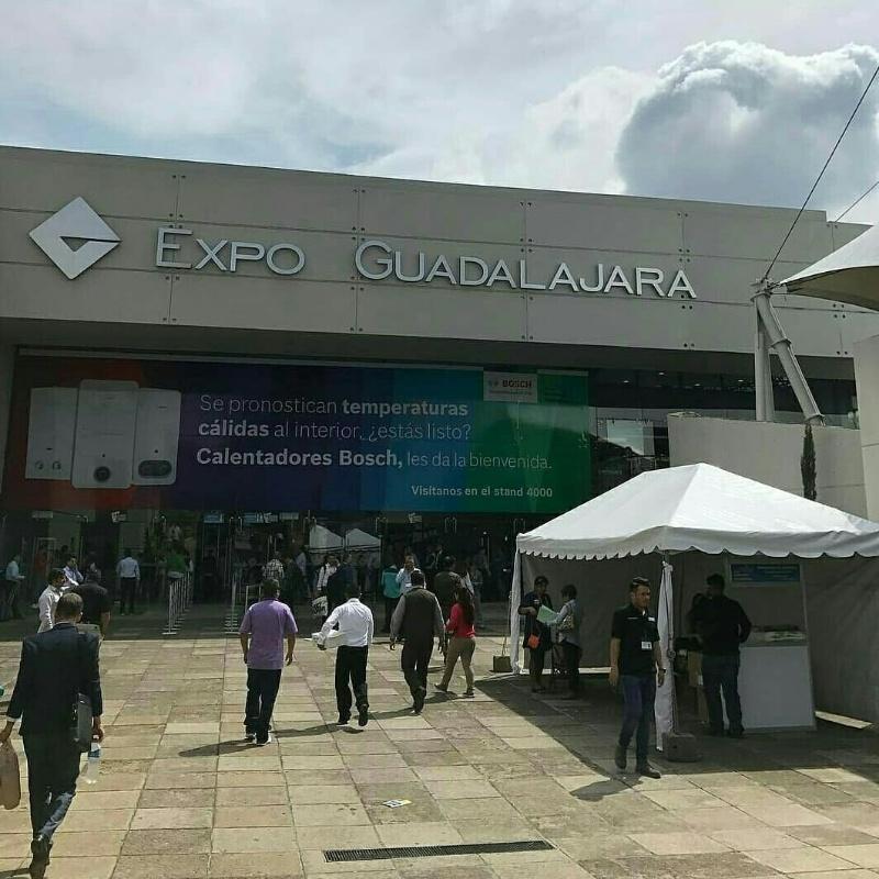 EXPO NACIONAL FERRETERA 2017 AT MEXICO