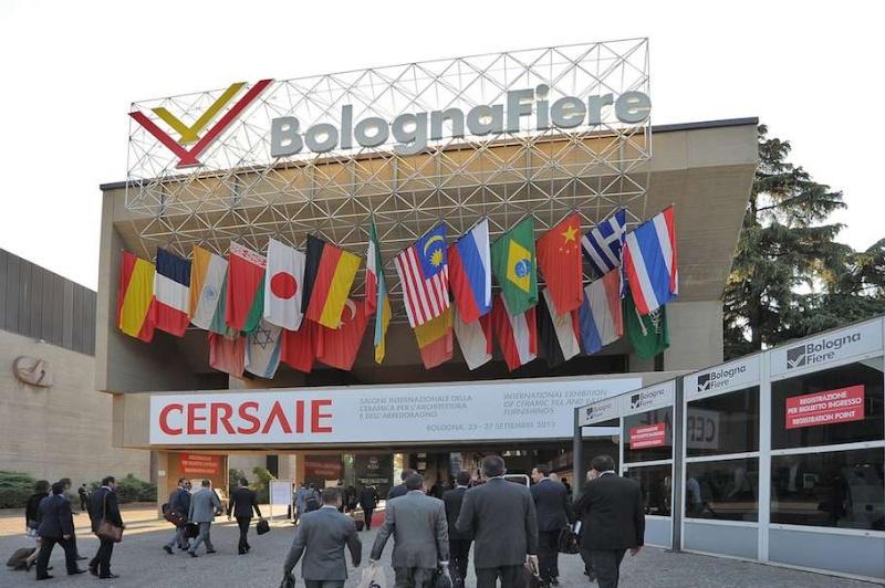 CERSAIE 2015 AT BOLOGNA ITALY