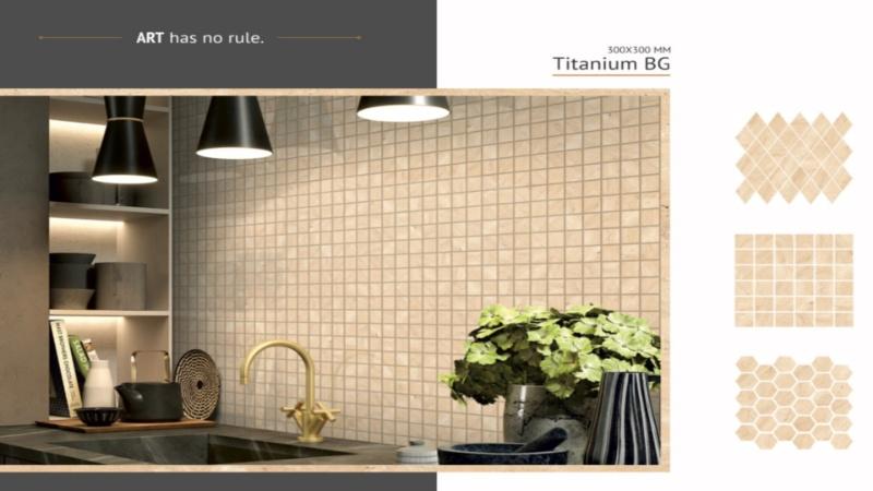 Mosaic Tiles : Hexagon mosaic Tile , Square Mosaic Tile and Diamond Mosaic Tile. 12inx12in
