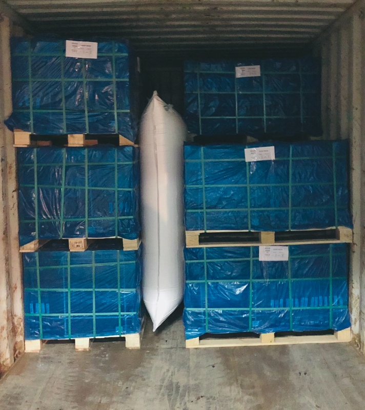 Our Tile Pallet Packing